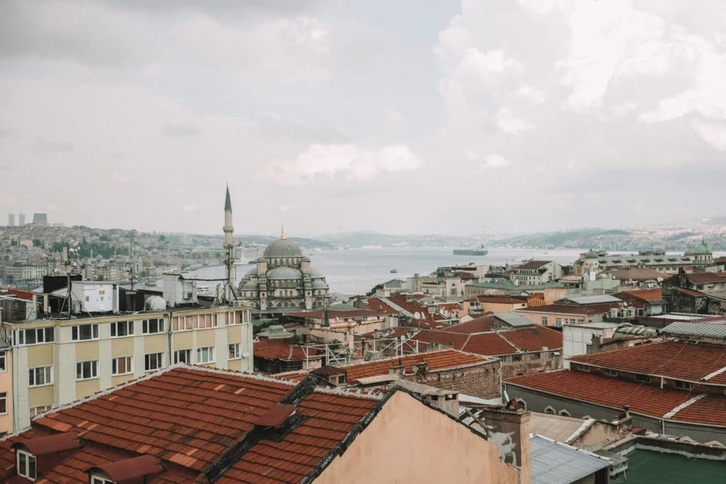 istanbul roof