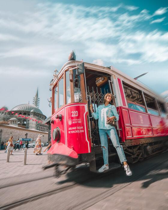 Taksim Istanbul Vacation